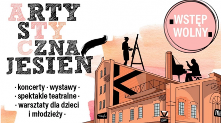 Artystyczna Jesień na warszawskiej Pradze – sprawdź program na najbliższe dni!