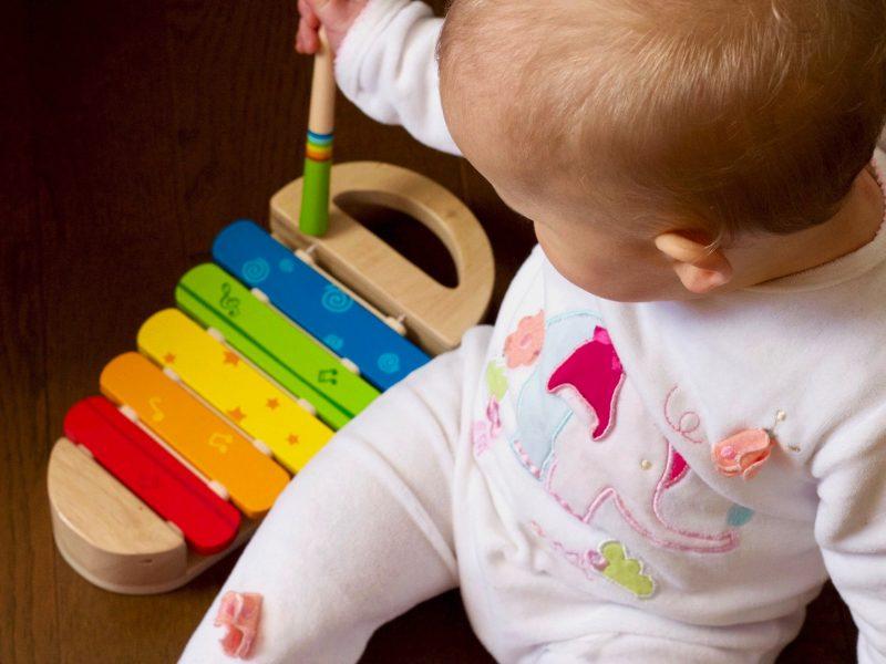 Brykanki – muzyczne poranki dla rodziców i dzieci