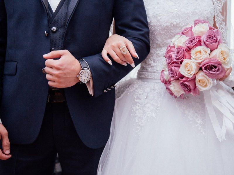 Śluby w czasach pandemii – jak zapewnić gościom maksymalne bezpieczeństwo?