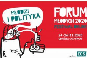 Dziś rusza Forum Młodych 2020!