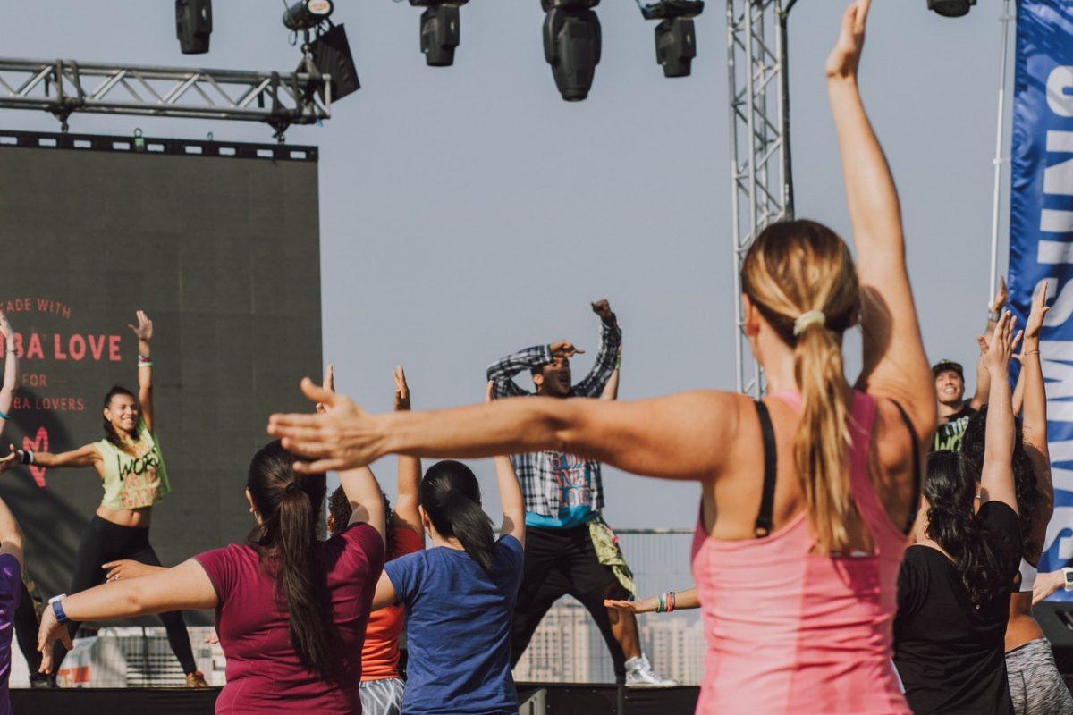 Zumba, czyli połączenie tańca i ćwiczeń