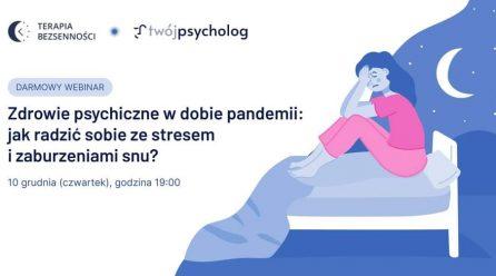 Zadbaj o swoje zdrowie psychiczne w czasie pandemii!