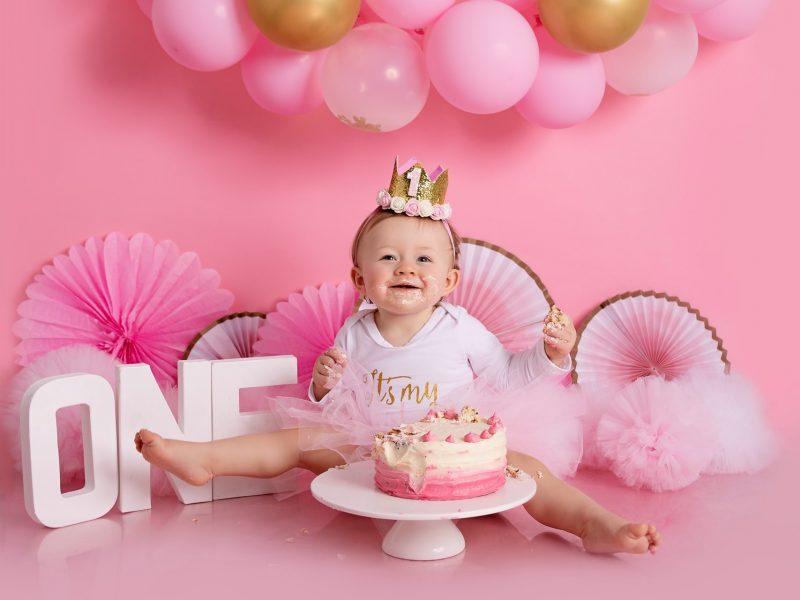 Jak zorganizować pierwsze urodziny dziecka?