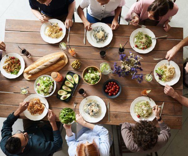 Pomysły na szybki rodzinny obiad