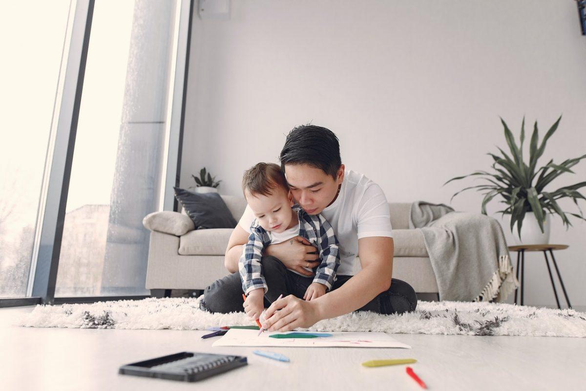 Bezpłatne warsztaty dla ojców online