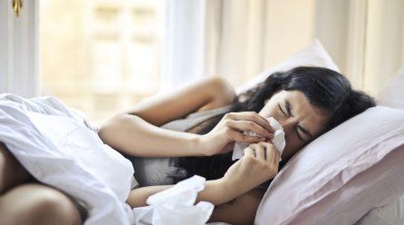 Przeziębienie – jak je rozpoznać i leczyć?