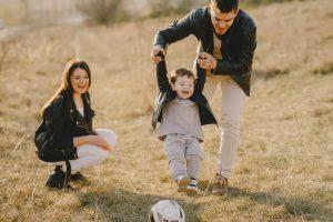 Pomysły na aktywny weekend z dzieckiem