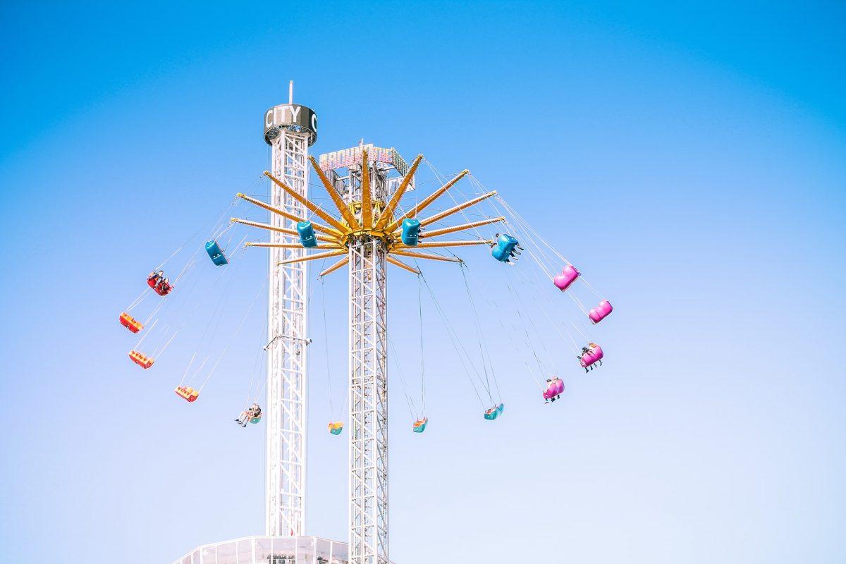 3 parki rozrywki, które warto odwiedzić w weekend