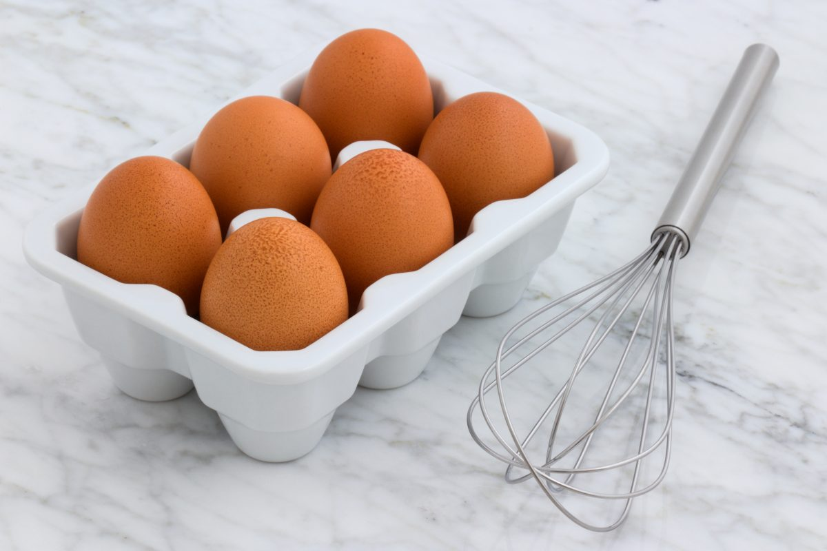 Pomysł na śniadanie z jajek dla całej rodziny